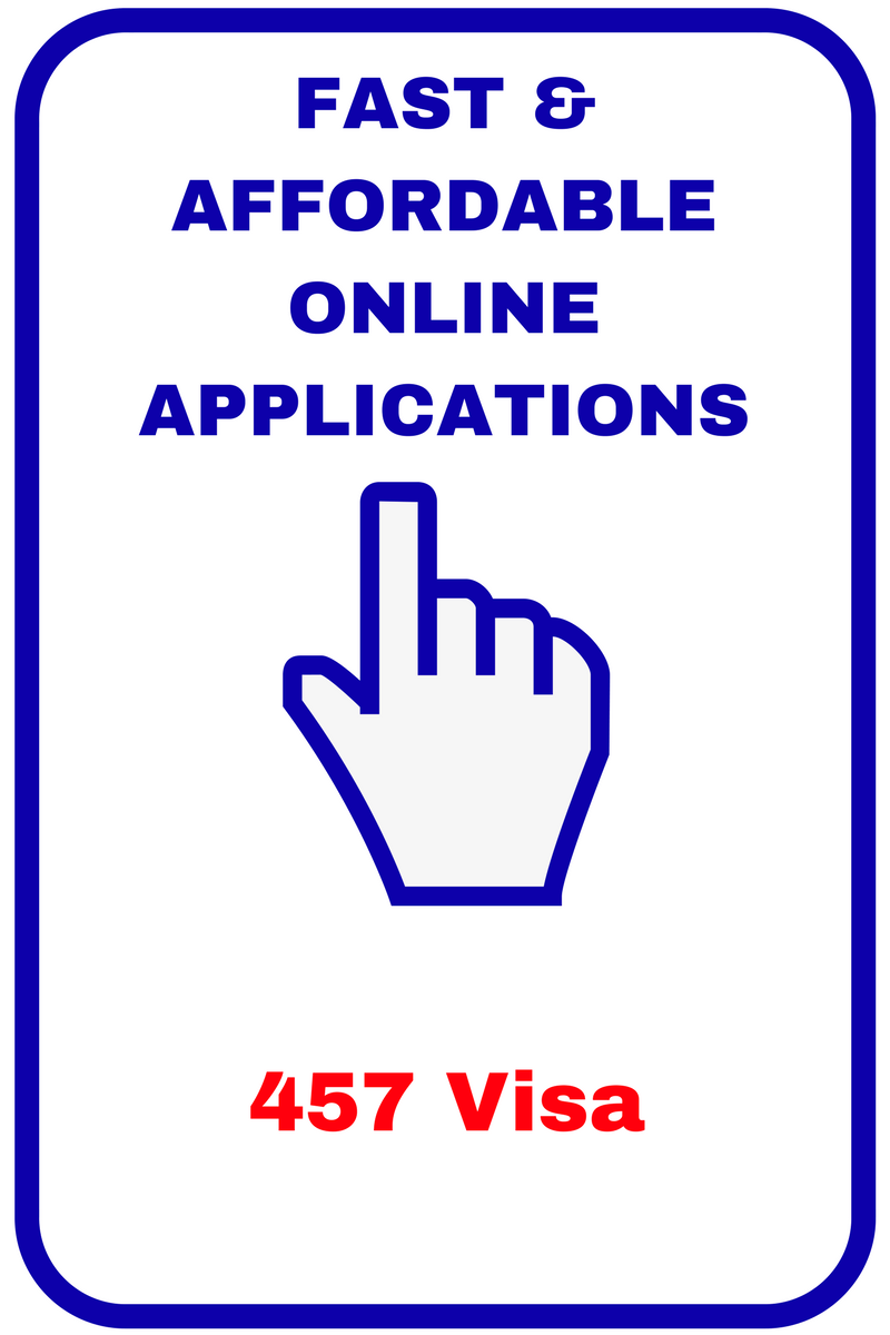 Easy Online Application - 457 Visa