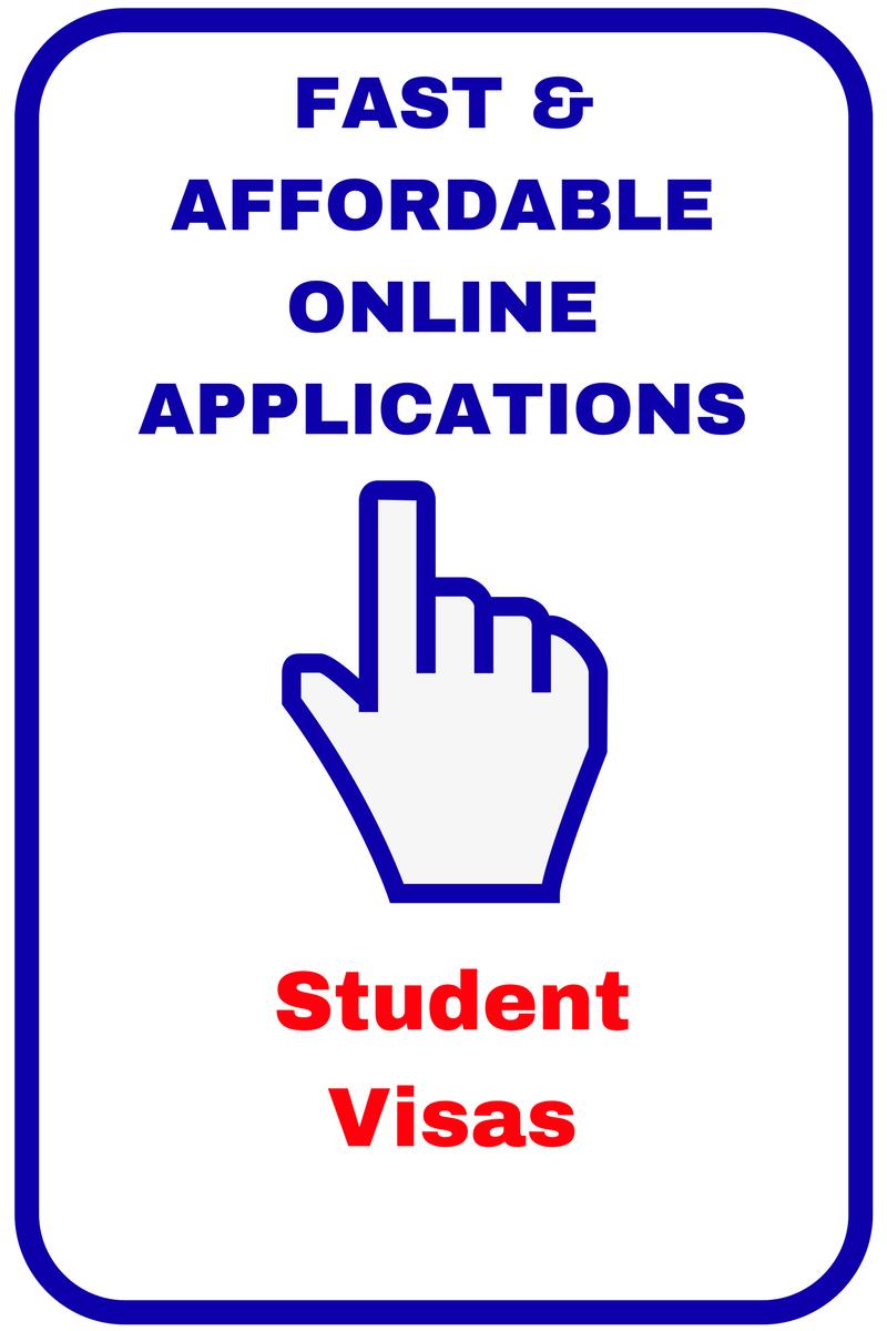 Easy online Student Visa Application